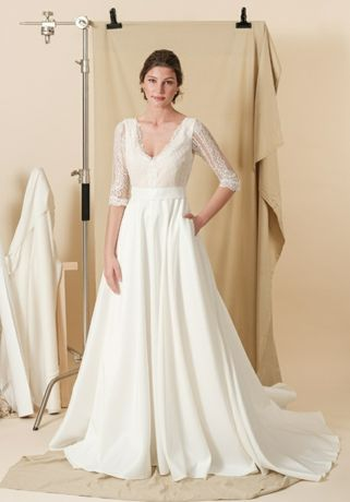 Vestido Noiva Pureza Mello Breyner