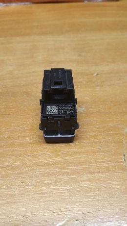 Кнопка стеклоподъемника Skoda 5E0.959.855.A SP BK7