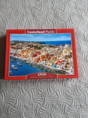 Puzzle Castorland 1500 elementów