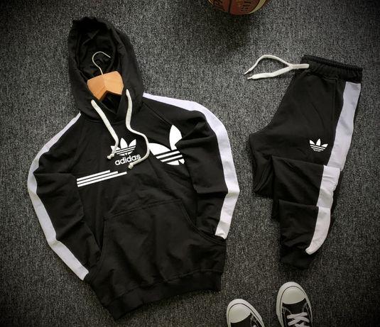 Спортивный костюм Adidas Адидас мужской осенний весенний Кофта штаны