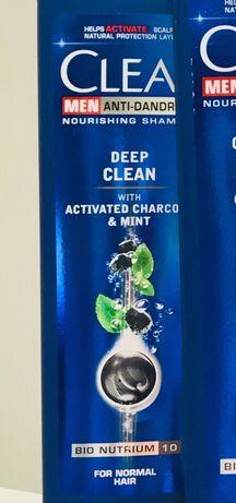 Szampon CLEAR DEEP CLEAN dla mężczyzn przeciwłupieżowy