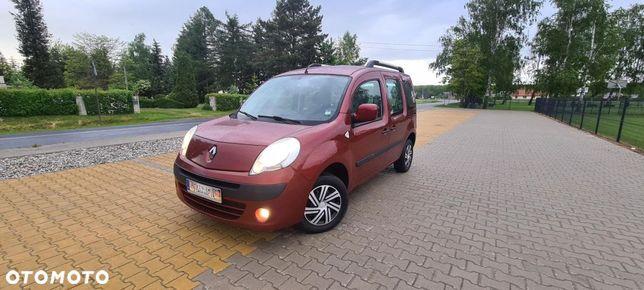 Renault Kangoo klima po wymianach gwarancja przebiegu bezwypadkowy bez dpf org.