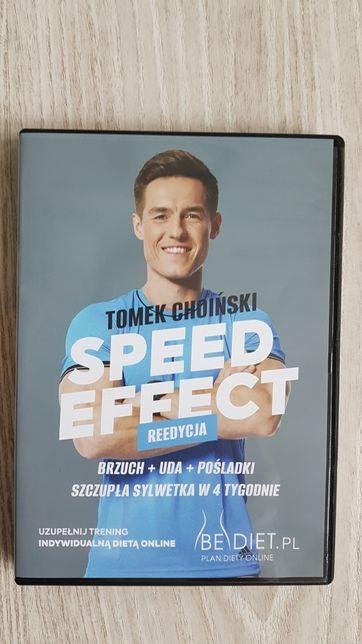 CD trening Tomek Choiński Chodakowska Nowa