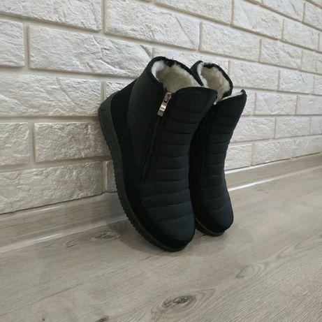 Дутики сапоги ботинки,обувь зима  41,42,43,44,45