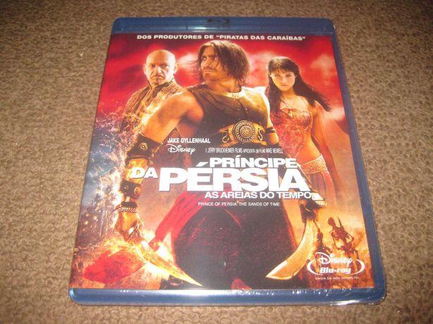 """Blu-Ray """"Príncipe da Persia: As Areias do Tempo"""" Selado!"""
