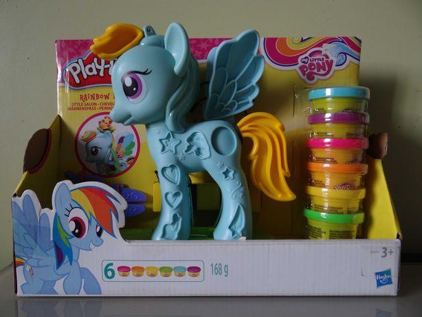 Новый набор для лепки Rainbow Dash (Пони Радуга)