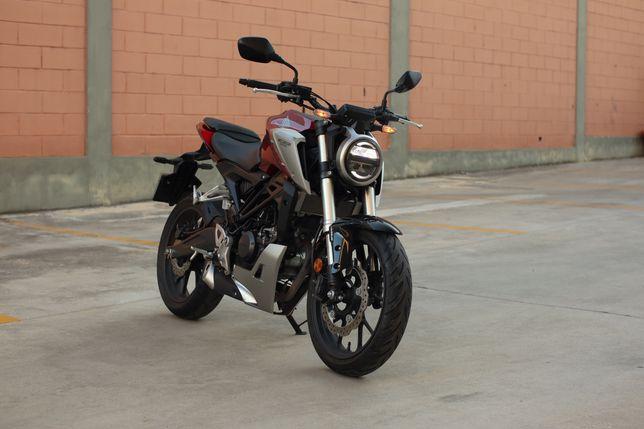 Honda CB125R 2019