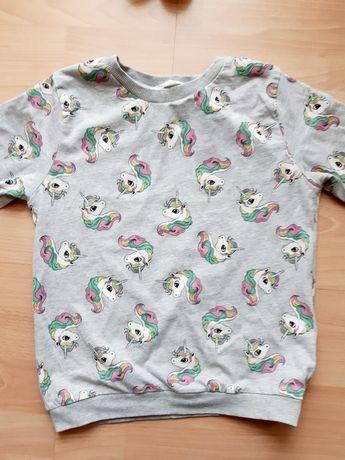 Bluza bluzka sweter H&M 134/140