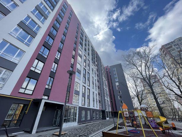 Продам видовую 1к квартиру в новом доме ЖК Новые Метры Парк.