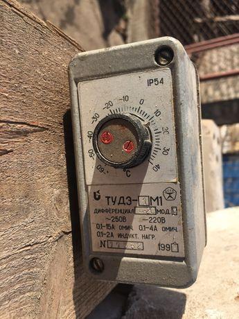 ТУДЭ-1М1, терморегулятор