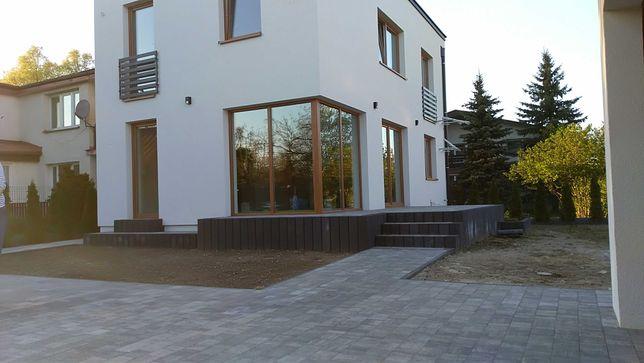nowoczesny dom w Tarnowie