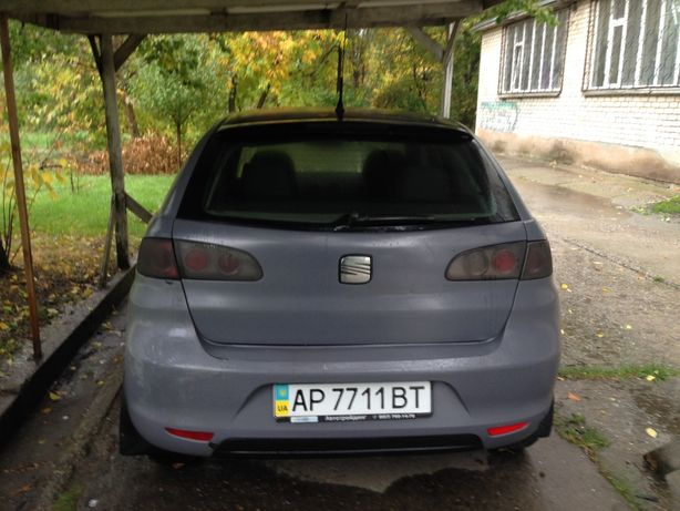 Seat Ibiza 2006 1,4 газ/бензин 5МКП