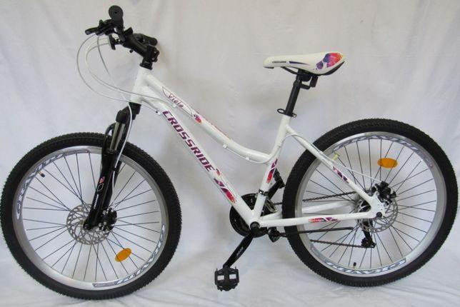 Crossride Viola R26 новый алюминиевый женский горный велосипед