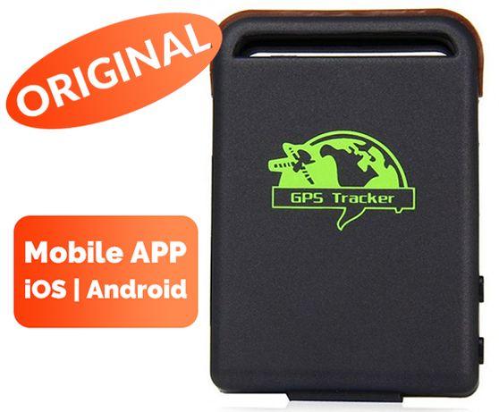 Автомобильный GPS/GPRS/GSM Трекер TK-102 B (Оригинал)
