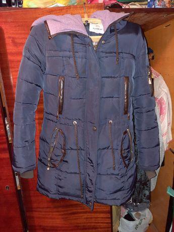 Парка пуховик куртка зимняя пальто