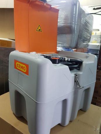 Zbiornik do paliwa 210l profesjonalny CEMO, niemiecka jakość