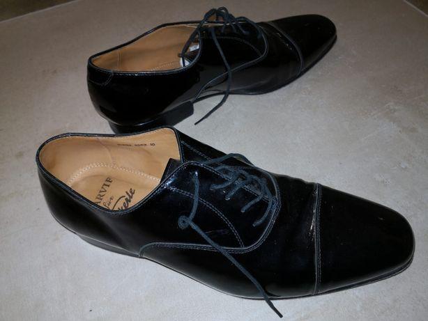 buty lakierki do smokungu weslne raz uzywane kosztowaly 250€