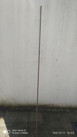 Varão de terra 2 metros