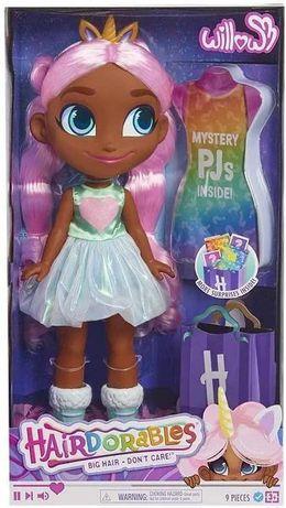 Оригинал! Большая Кукла Хэрдораблс Виллоу 46 см Hairdorables Mystery F