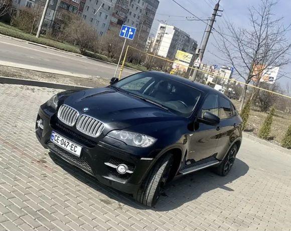 Машина BMW x6