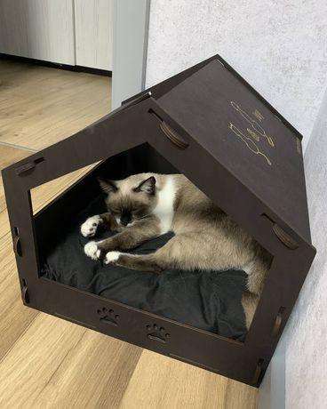 Домик для кота или небольшой собаки