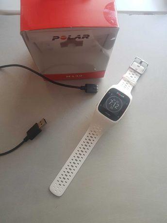 Polar M430 zegarek sportowy - Komplet