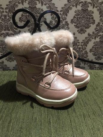 Зимові чобітки, чоботи, взуття Clibee