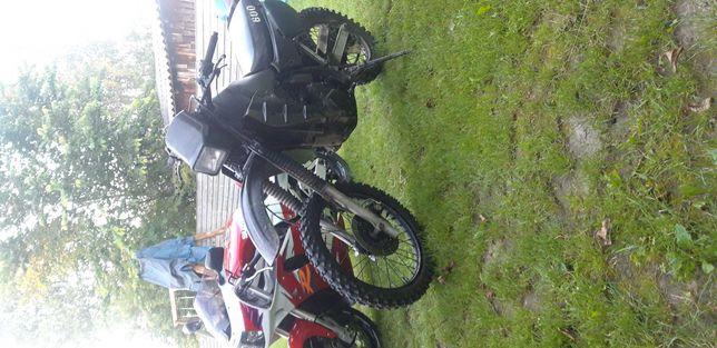 Silnik Kawasaki  klr