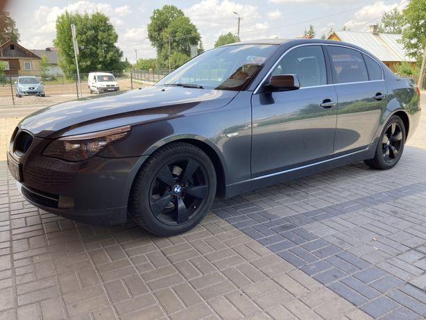 BMW 520d E60 polift