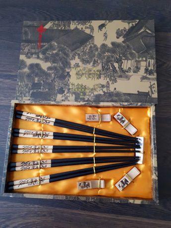 Pudełko z pałeczkami z Chin dla 5 osób