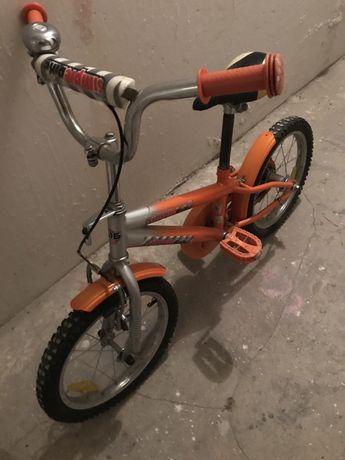 Rowerek 16 cali dla chlopca