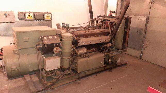 Продам дизельный генератор 200кв,3Д12