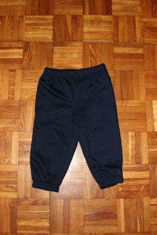 NOWE spodnie dresowe dla chłopca / chłopięce rozmiar 80
