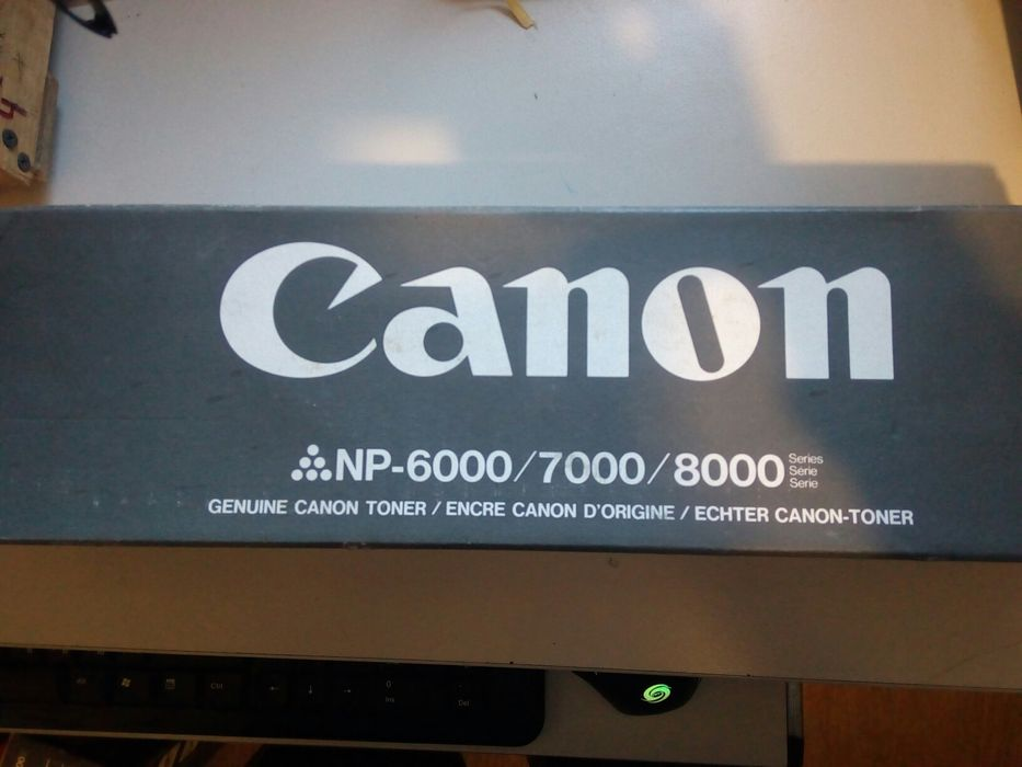 Canon краска тонер картридж эксклюзив Селидово - изображение 1