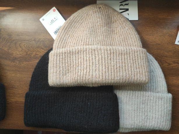 Шапка zara, новая шапка, оригинал!