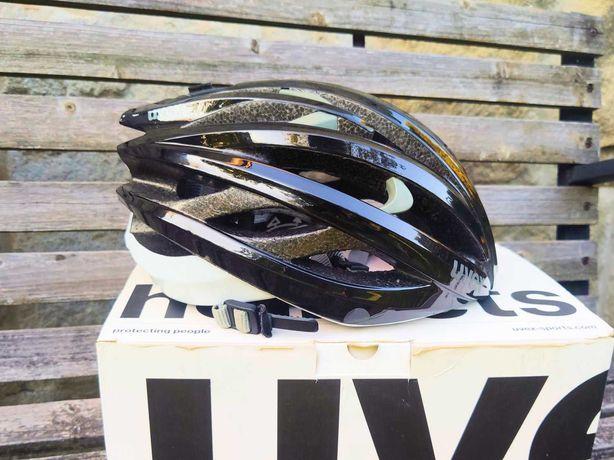 Jak Nowy Kask UVEX Race rowerowy FP model z Tour de France S-Works