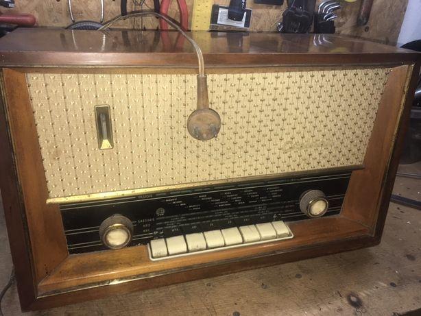 Radio Goplana - retro, lampowe