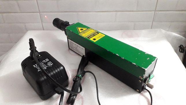 Laser HE-NE TEKANAKA Optronic JAPAN DyDaktyczny