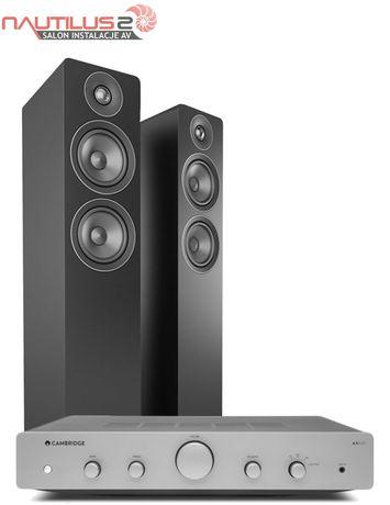 Cambridge Audio AXA25 + Acoustic Energy AE109 zestaw stereo wzmacniacz