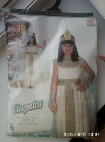 костюм Клеопатра на рост 128 см. 5-7 лет