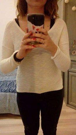Jasny sweterek S/M