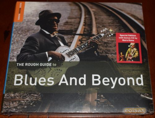 The Rough Guide to Blues And Beyond (Digipack duplo selado)