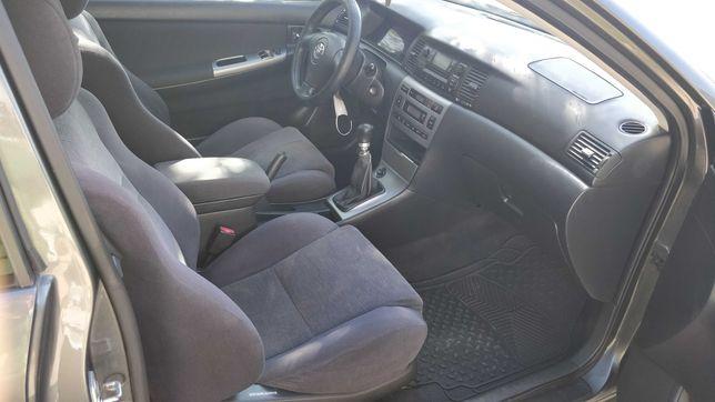 Vendo Toyota corolla D4D ou troco por Mota