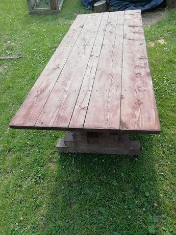 Stół ogrodowy,220x88