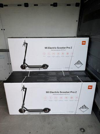 Самокат Xiaomi Mi Electric Scooter Pro2 EU