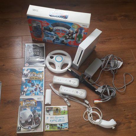 Konsola NINTENDO Wii Rayman SKYLANDERS TRAP TEAM 2 bez płyty