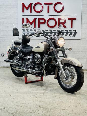 Мотоцикл Yamaha Drag Star 400 2007 г только из Японии КРЕДИТ