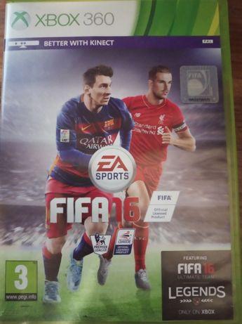 Gra FIFA 16 na Xbox 360