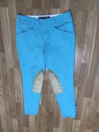 Sliczne Spodnie/Bryczesy do.Jazdy Konnej Polo Ralph Lauren Sport r.M/L
