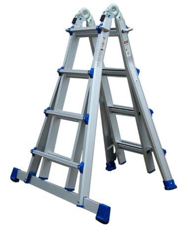 Alumexx Escada Dobrável Telescópica